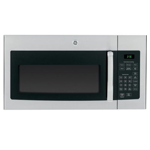 GE® 1.6 Cu. Ft. Over-the-Range Microwave Oven - JVM3160RFSS