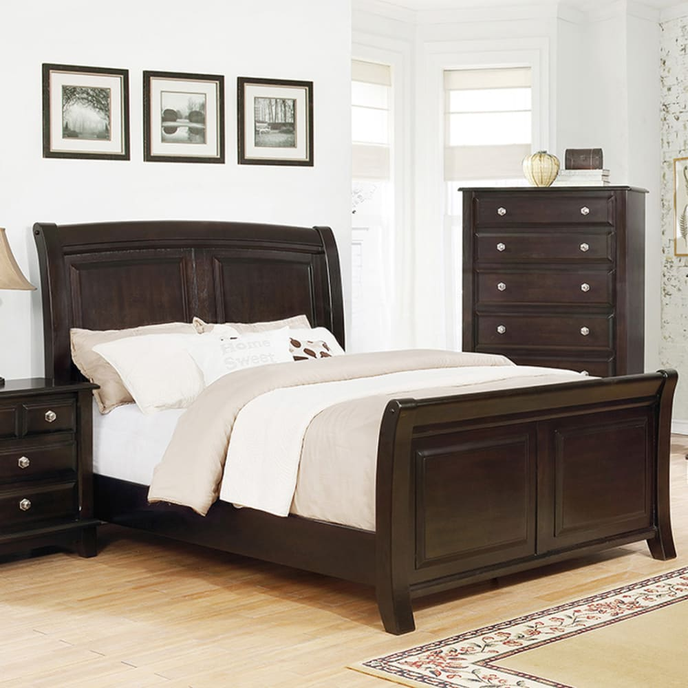 Keaton Collection 3pc King Size Bedroom Set