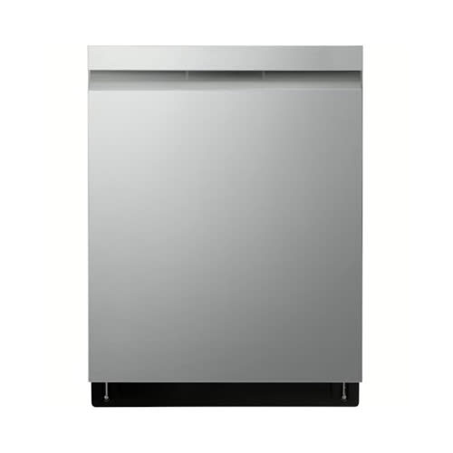 LG Top Control Smart wi-fi Enabled Dishwasher with QuadWash™ and TrueSteam