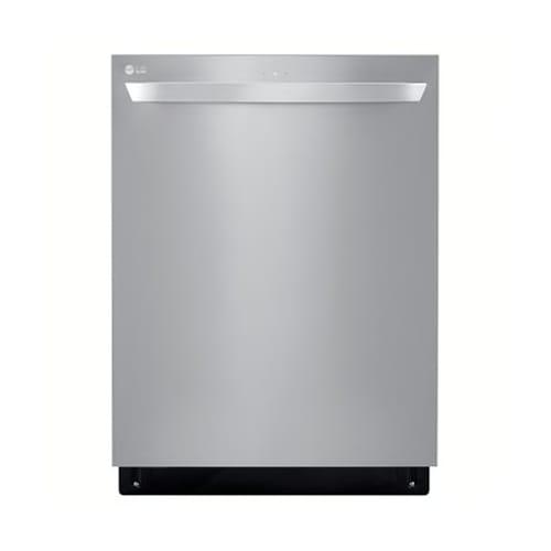 LG Top Control Smart wi-fi Enabled Dishwasher with QuadWash™