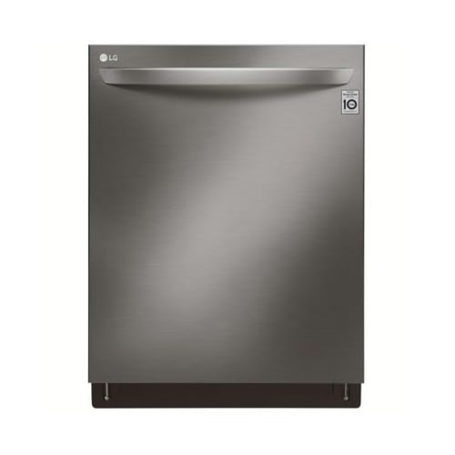 LG Top Control Smart wi-fi Enabled Dishwasher with QuadWash™ and TrueSteam® - LDT7808BD