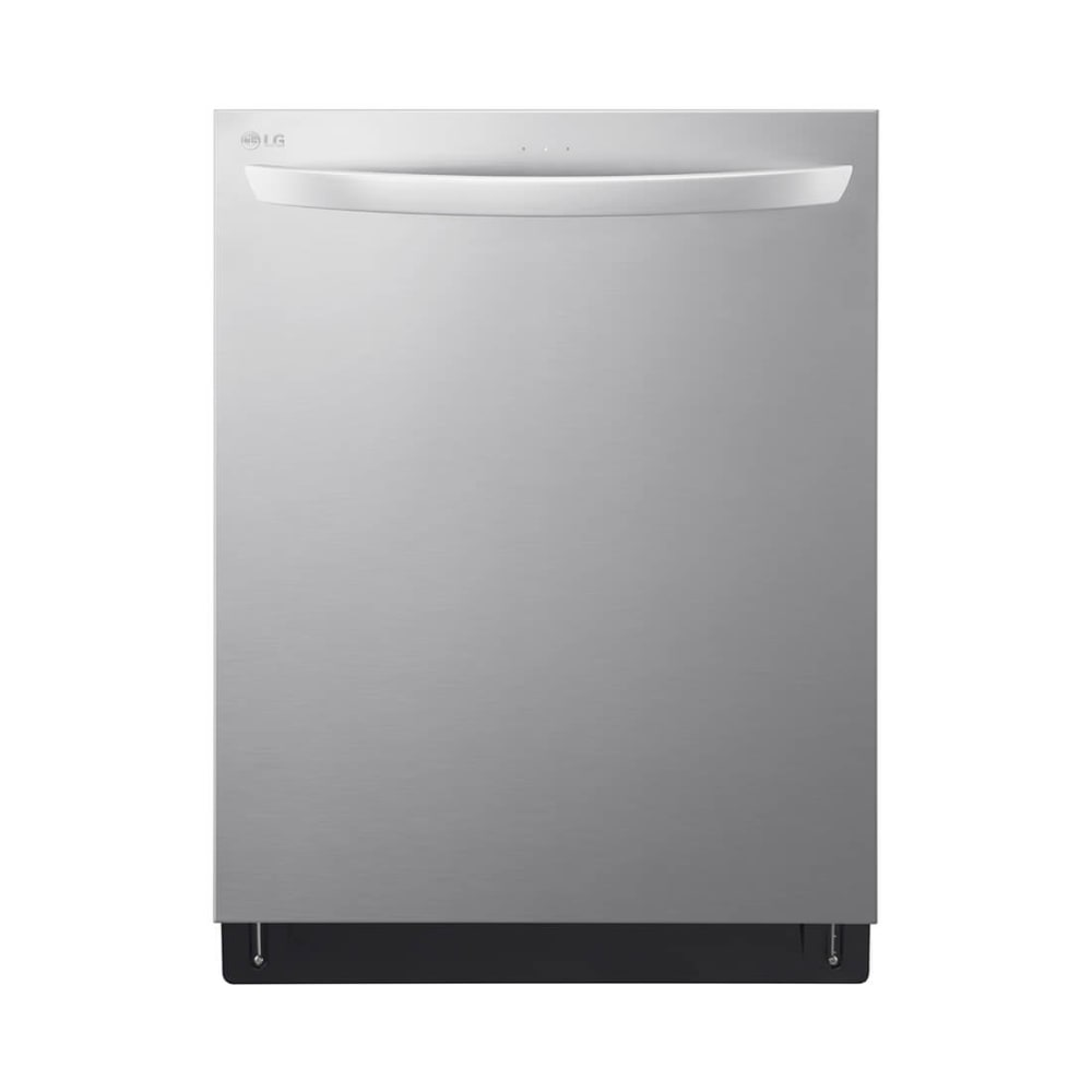 LG Top Control Stainless Steel Smart Dishwasher with QuadWash