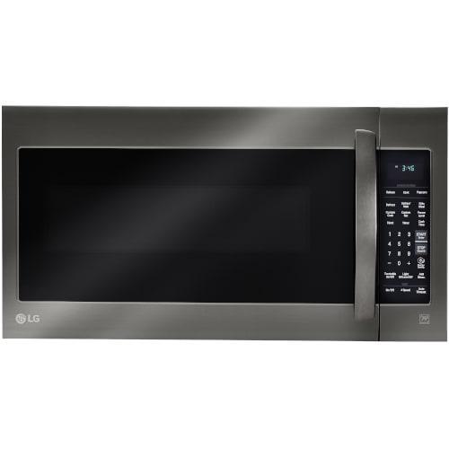 LG 2.0 Cu. Ft. Over-the-Range Microwave Oven w/ EasyClean® - LMV2031BD