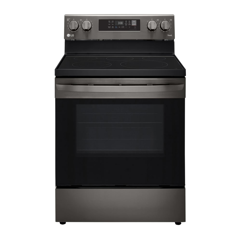 LG 6.3 cu. ft. Electric Single Oven with Air Fry - LREL6323D