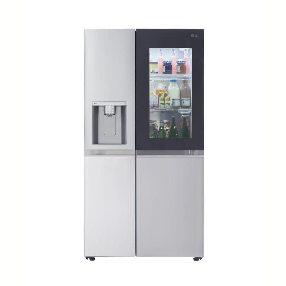 LG 27 cu.ft. Side by Side Refrigerator