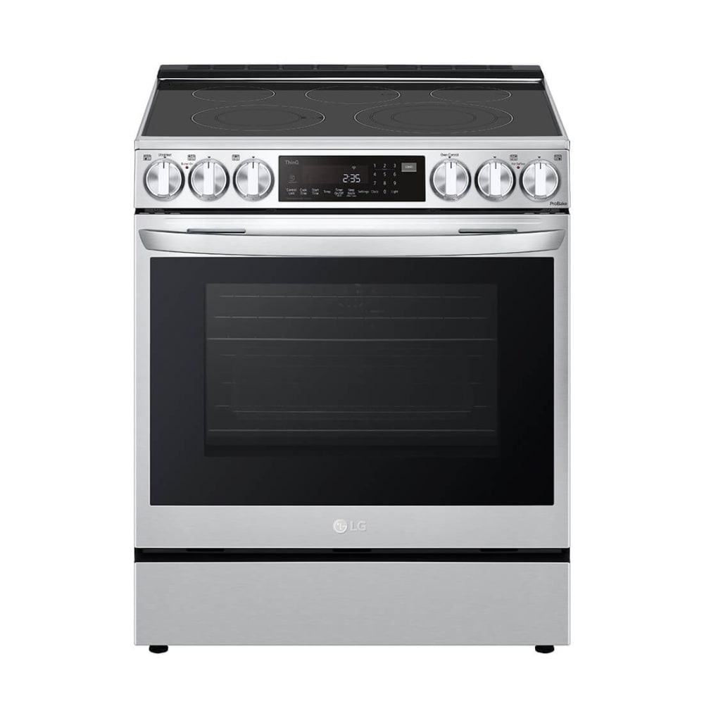 LG 6.3 cu. ft. Slide-In Electric Range WiFi Enabled w/ ProBake Convection