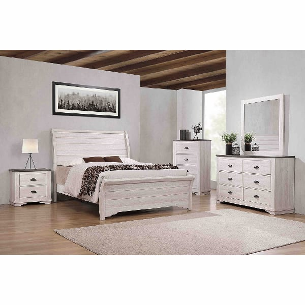 Marie Collection 3pc King Bedroom Set