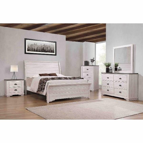Marie Collection 3pc Queen Bedroom Set