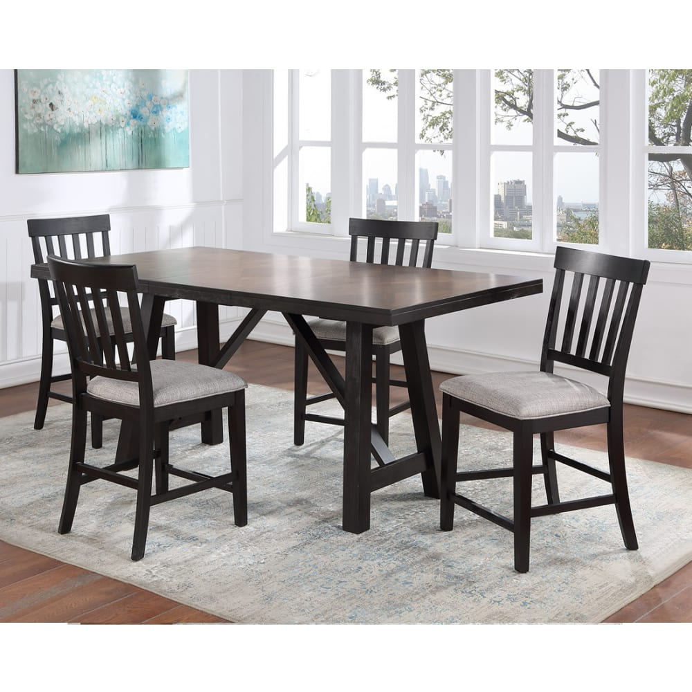 Mitchell Collection 5pc Dining Set
