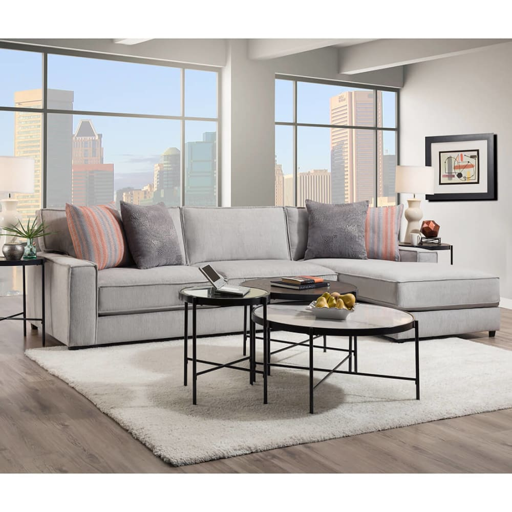 Monroe Collection Sectional