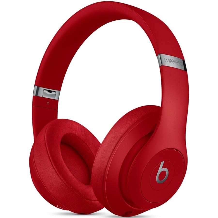 Beats by Dr. Dre Studio3 Wireless Headphones - Red (MQD02LLA)