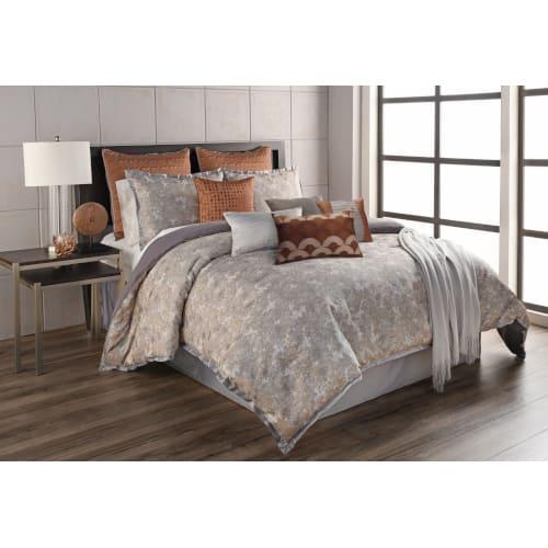 Myla 12 Piece Comforter Set - Queen (80274)