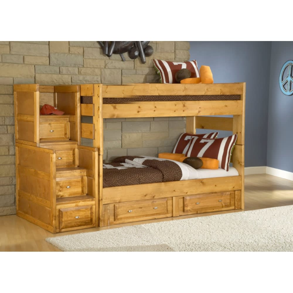 Visions Twin Over Twin Bunk Bed - 4710