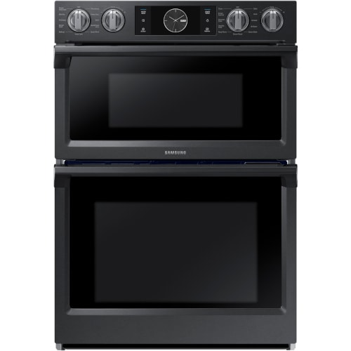 """Samsung 30"""" Microwave Combination Wall Oven - NQ70M7770DG"""