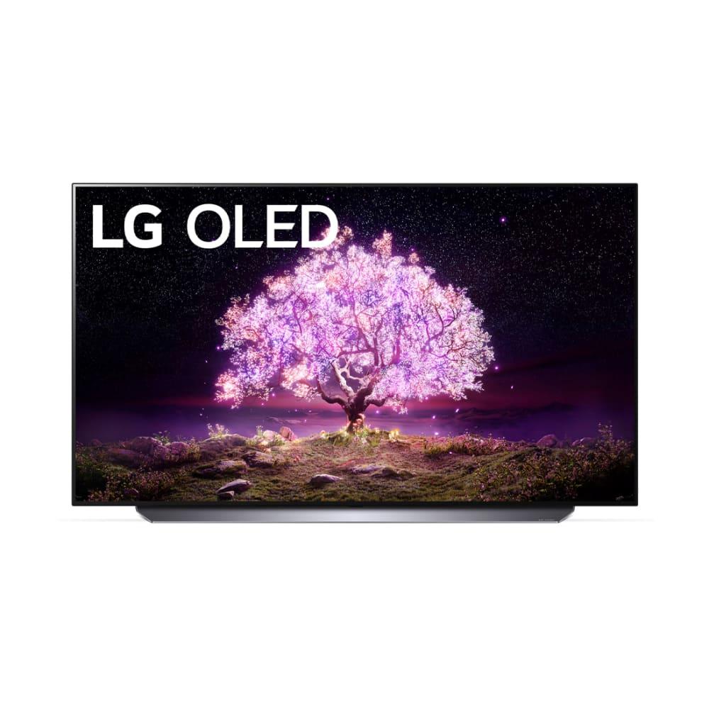 """LG C1 48"""" Class 4K Smart OLED TV w/AI ThinQ® - OLED48C1PUB"""