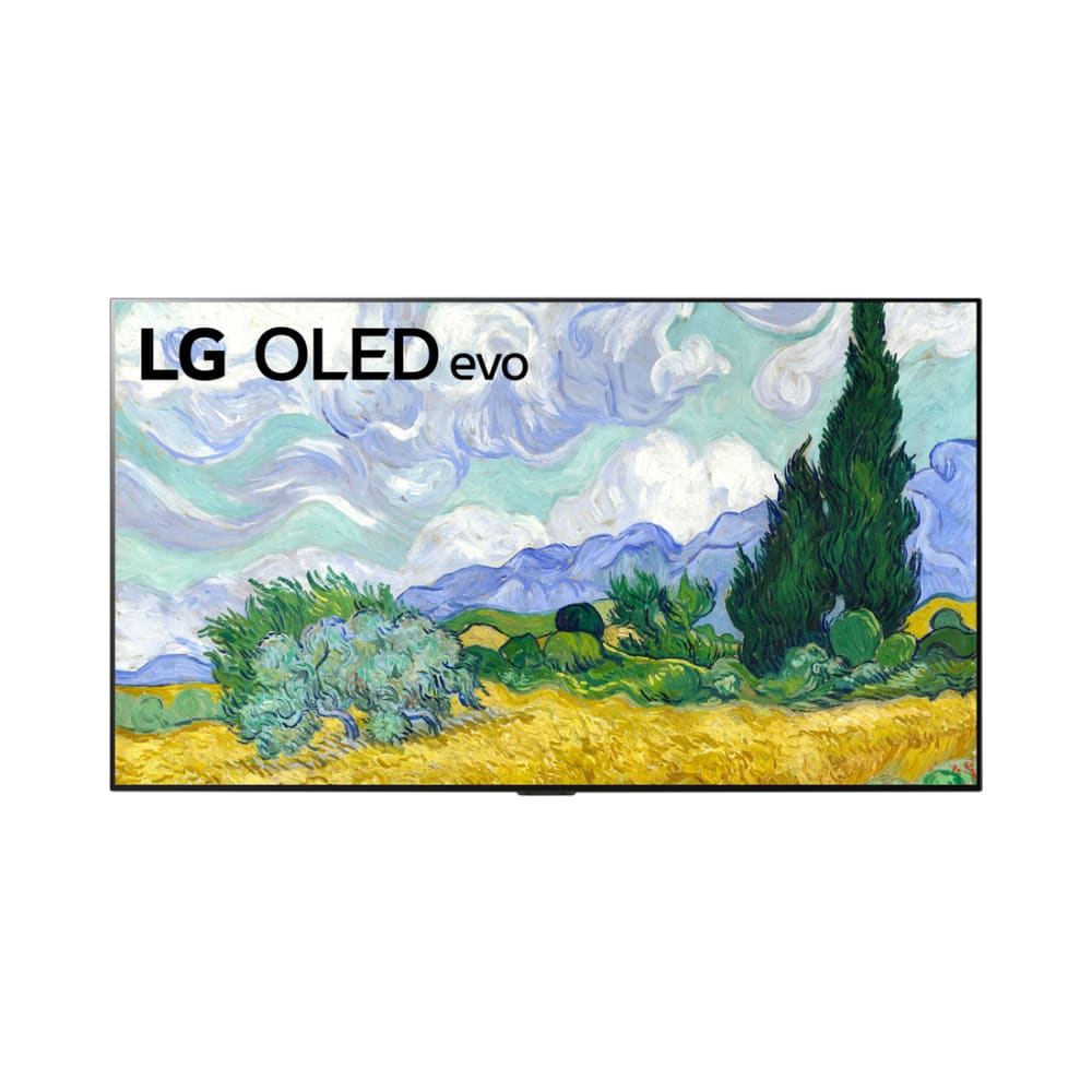 """LG G1 65"""" Class with Gallery Design 4K Smart OLED TV w/AI ThinQ® - OLED65G1PUA"""