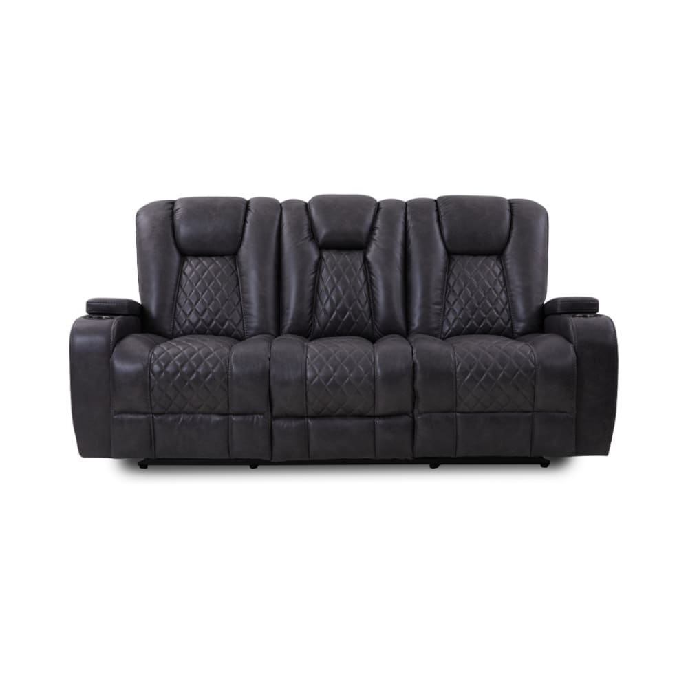 Onyx Collection Dual Reclining Sofa