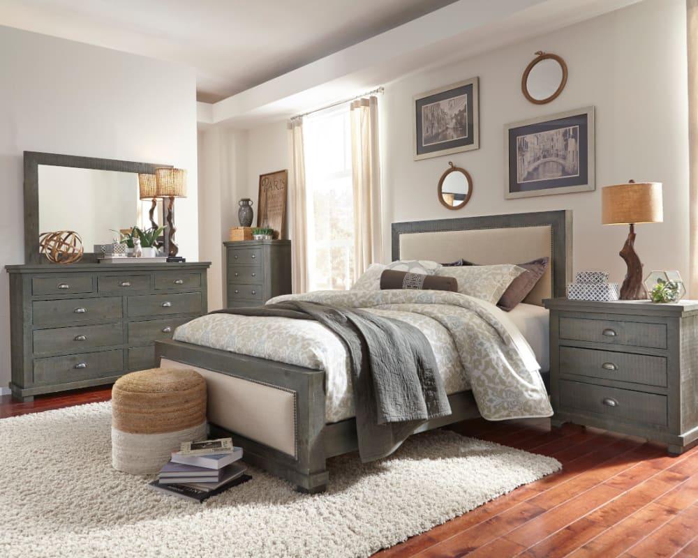 Dawson King 3PC Bedroom Set
