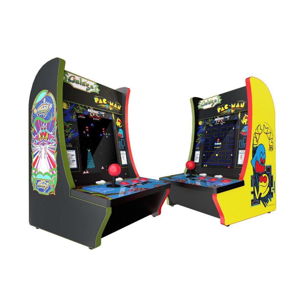 Arcade1UP Pacman/Galaga Counter-cade 4 Games in 1 - PACC01341