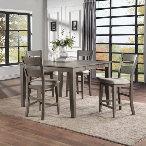 Perry Dining Table and 4 chairs