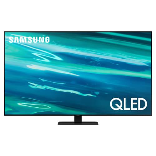 "Samsung 65"" Q80A QLED 4K UHD Smart TV - QN65Q80AAFXZA"