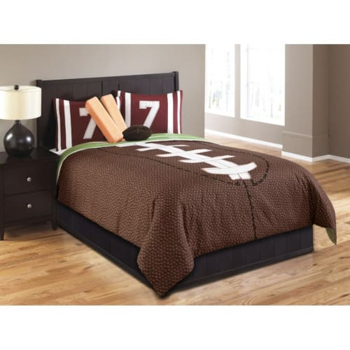 Red Zone 6 Piece Comforter Set - Full (80298)