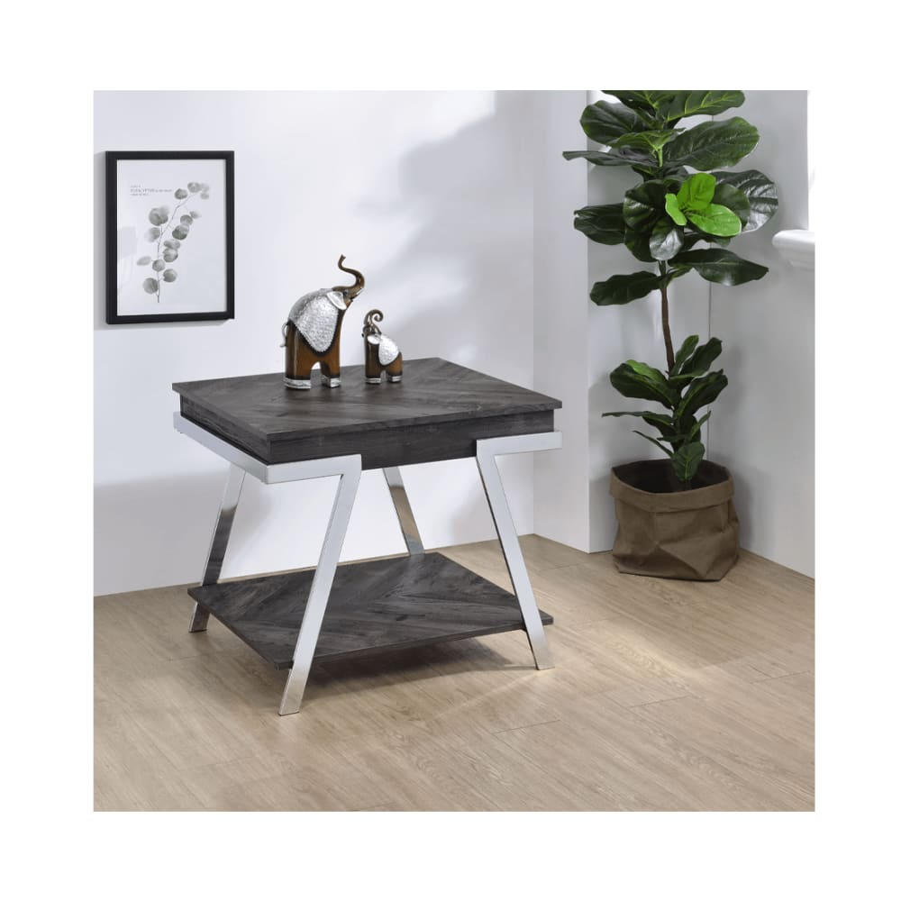 Roma Collection End Table