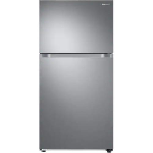 21 Cu. Ft. Capacity top Freezer Refrigerator with FlexZoneᵀᴹ.