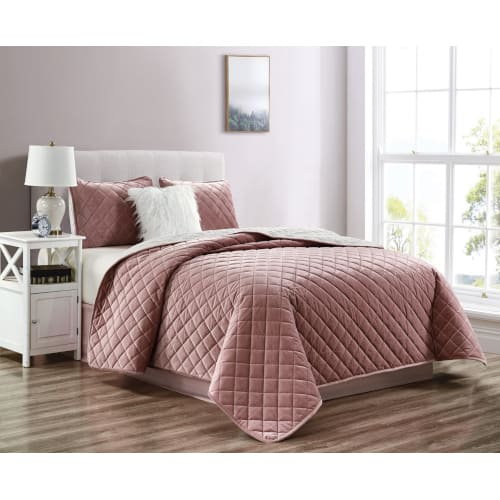 Sayer 4 Piece Coverlet Set - Twin (80270)