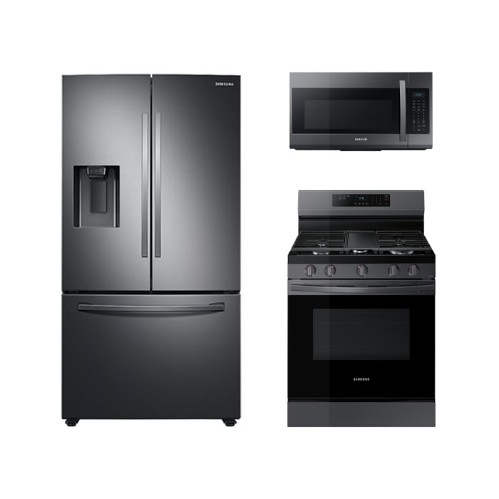 Samsung Stainless Steel 3 Pc Package