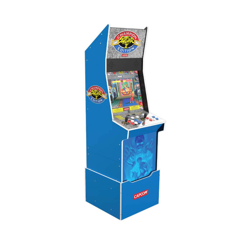 Arcade1Up - Street Fighter II Big Blue Arcade