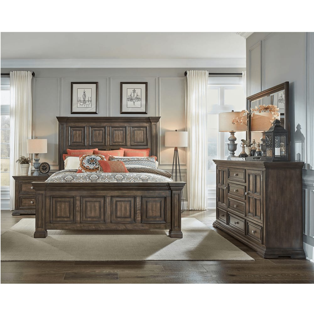 Summit Collection 3pc King Bedroom Set
