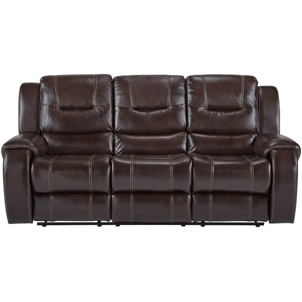 Titan Elite Reclining Sofa - Chocolate - L8140130