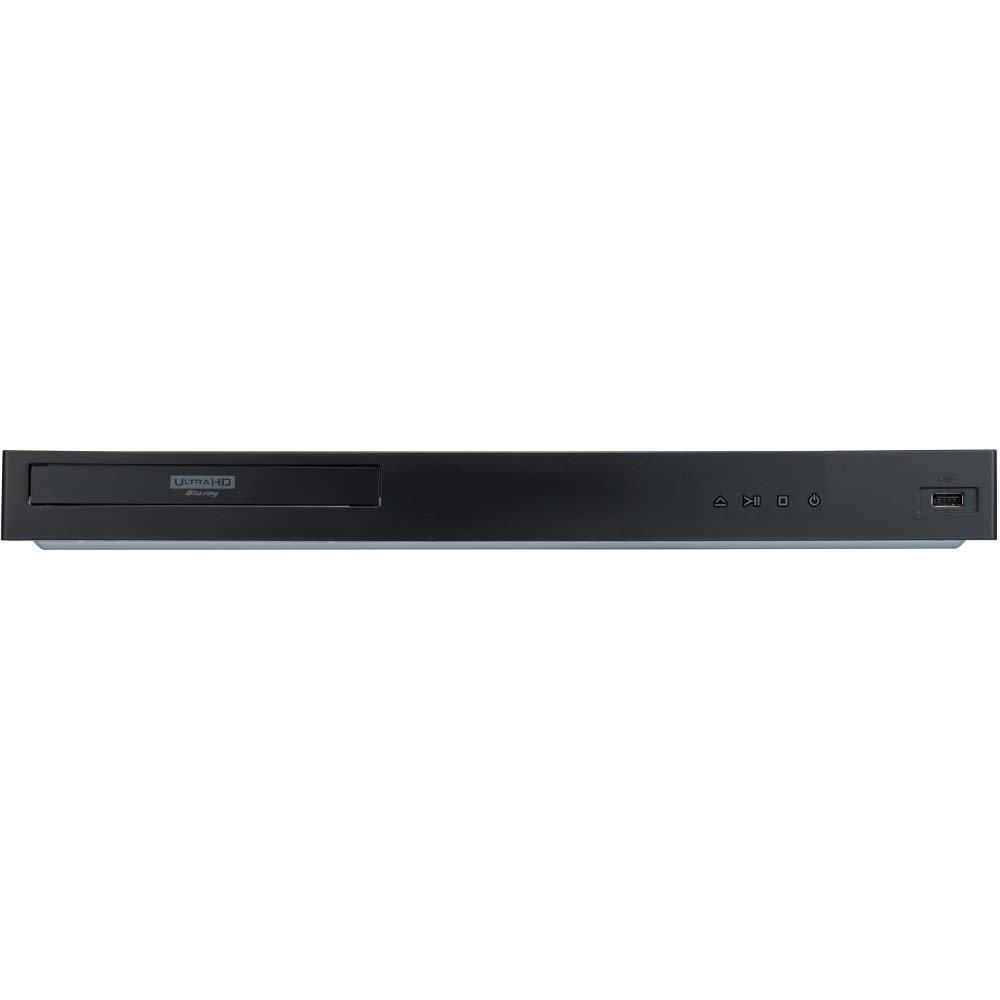 LG 4K Ultra HD HDR Dolby Vision™ Blu-ray Player - UBK90