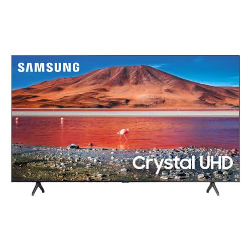 "Samsung 55"" TU7000 Crystal UHD 4K UHD Smart TV – UN55TU7000FXZA"