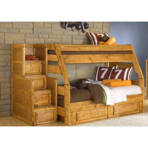 Visions Twin over Full Bunkbed - VISIONSPITOFBB