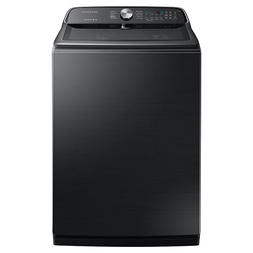 Samsung 5.4 Cu.Ft. Top Load Washer with Water Jet - WA54R7200AV