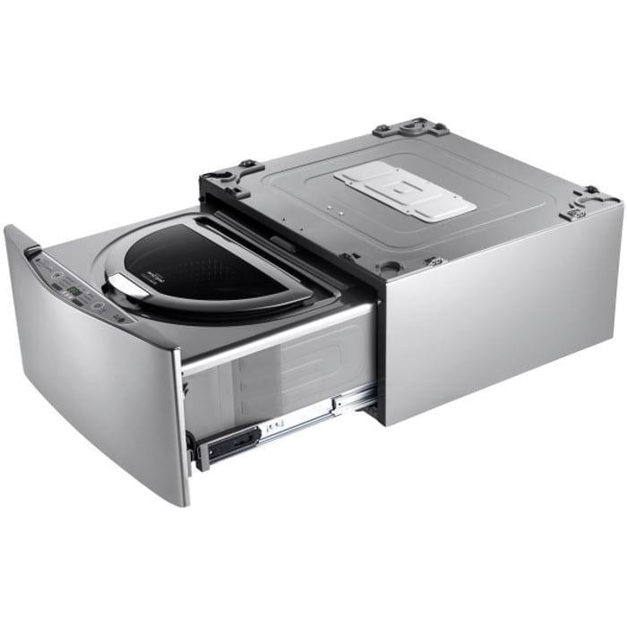 LG 1.0 Cu. Ft. SideKick™ Pedestal Washer, LG TWIN Wash™ Compatible (WD100CV)