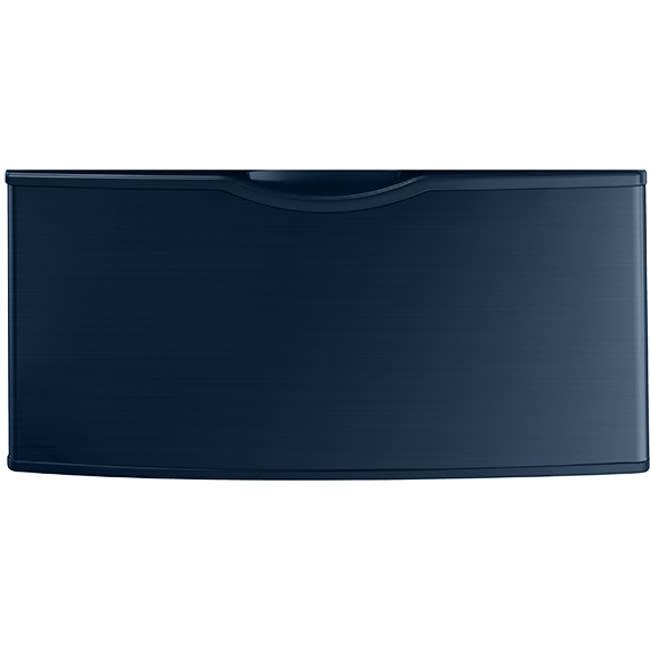 Samsung Laundry Pedestal with Storage Drawer - Azure Blue (WE357A0Z)