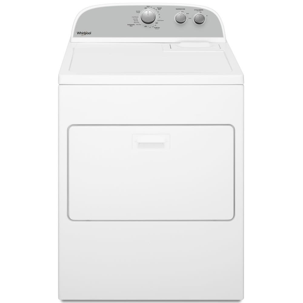 Whirlpool® 7.0 Cu. Ft. Top Load Gas Dryer with AutoDry™ Drying System (WGD4950HW)