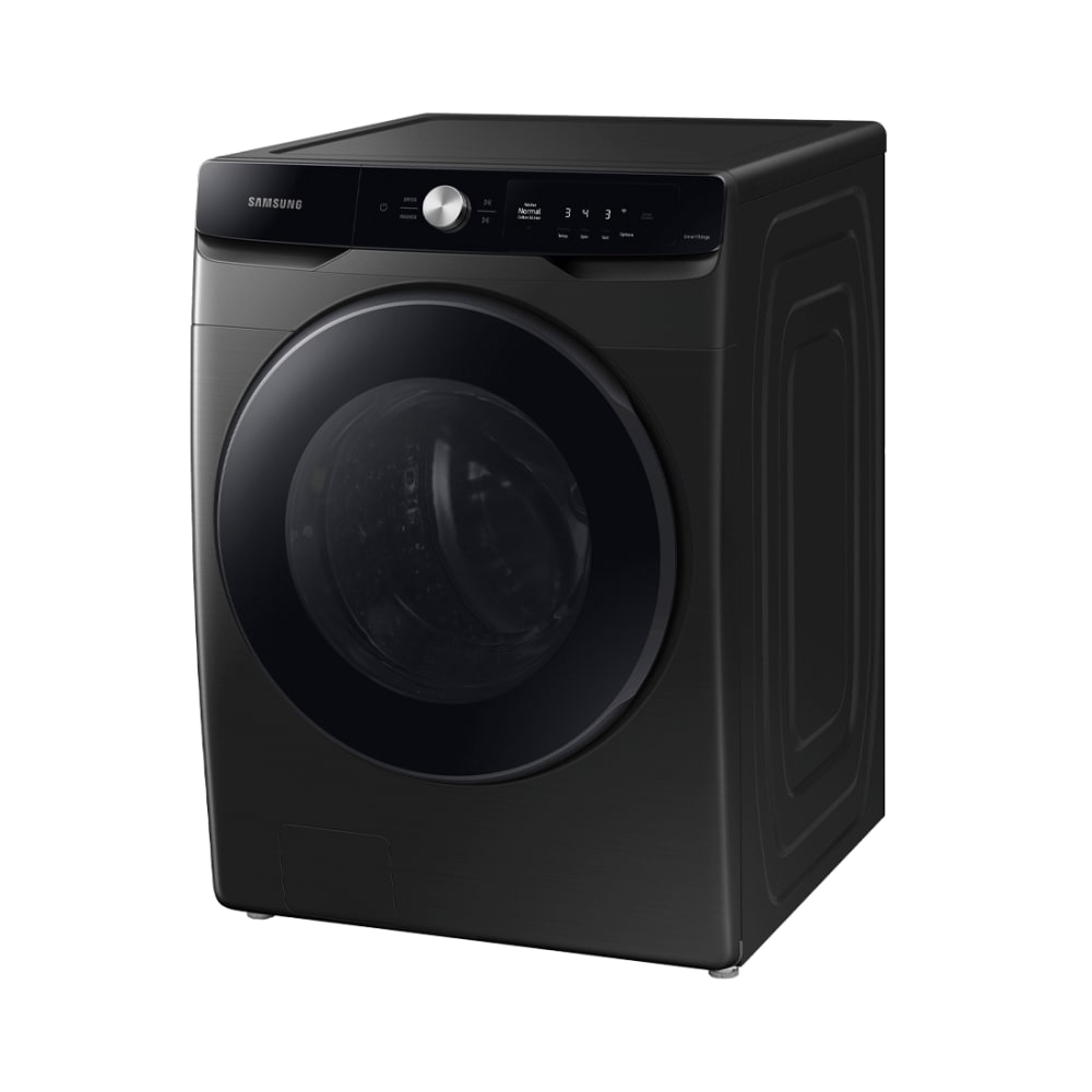 Samsung 4.5 cu. ft. Large Capacity Smart Dial Front Load Washer with Super Speed Wash
