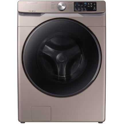Samsung 4.5 Cu. Ft. Front Load Washer w/ Steam - WF45R6100AC