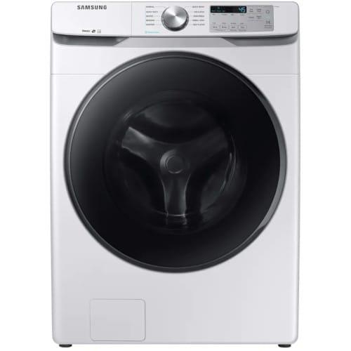 Samsung 4.5 Cu. Ft. Front Load Washer w/ Steam - WF45R6100AW