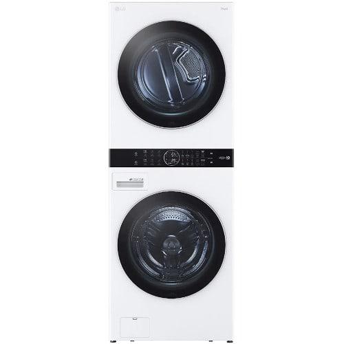 LG Single Unit Front Load WashTower™ w/Center Control™ 4.5 cu. ft. Washer & 7.4 cu. ft. Electric Dryer