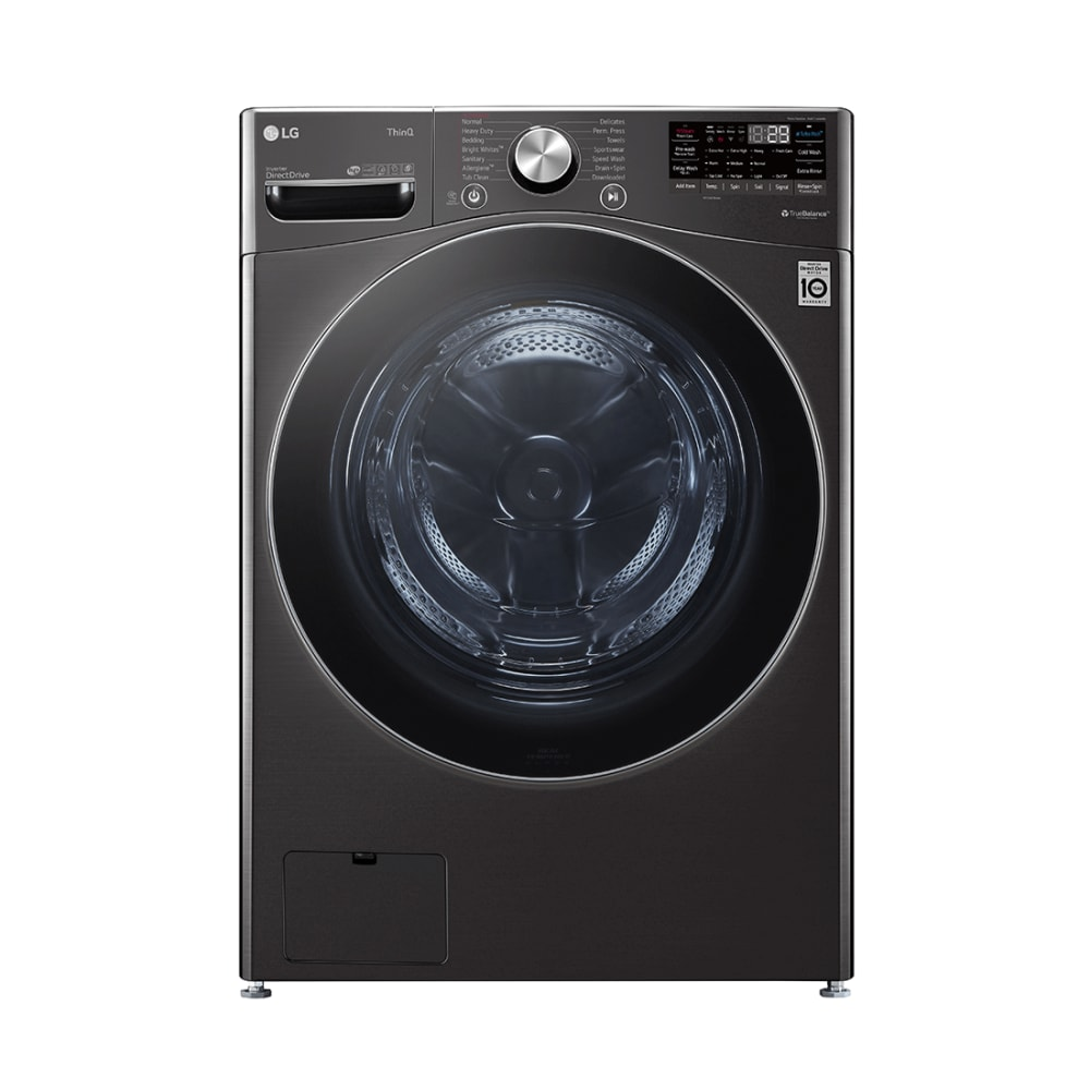 LG 5.0 cu. ft. Front Load Washer w/ Turbo Wash