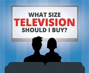 What Sizes TV Do I buy