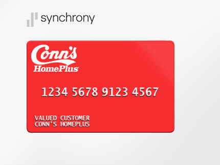 Conn's Credit Card